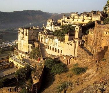 Garh Palace in Bundi Rajasthan