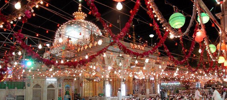 Dargah-of-Khwaja-Muin-ud-din-Chishti