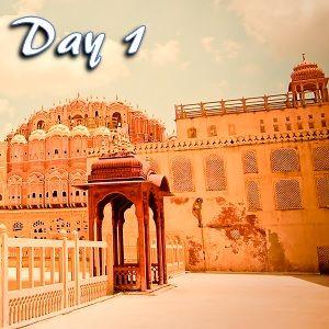 Day 1 at Jaipur
