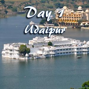 Day 1 at Udaipur