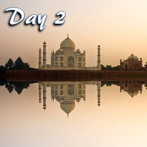 Day 2 at Agra