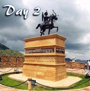 Day 2 in Ajmer Pushkar