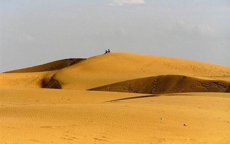 Sam sand dune Jaisalmer