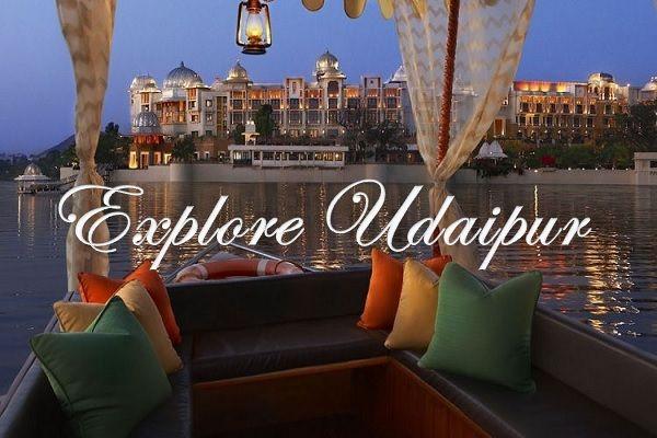 explore udaipur