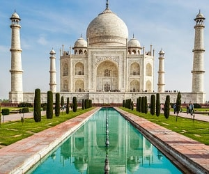 Agra city