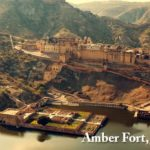 Amber Fort at Amer Jaipur