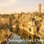 Chittorgarh Fort at Chittorgarh