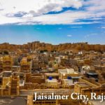 Jaisalmer Fort at Jaisalmer