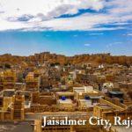 Jaisalmer Fort at Jaisalmer