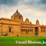Umaid Bhawan in Jodhpur