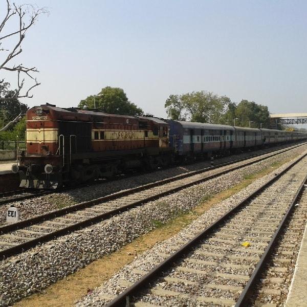 Howrah Jaisalmer Express Route