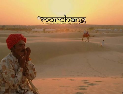An introduction to morchang: an iron jews harp from Rajasthan