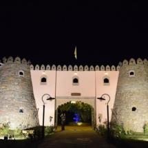 1. Entrance Gate