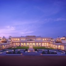 2. Taj Rambagh Palace exterior
