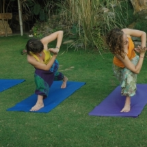 2. Yoga private session