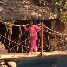 6. Pool ropeway