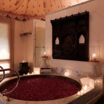 7. Soak bath
