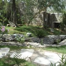12. Tree house Garden