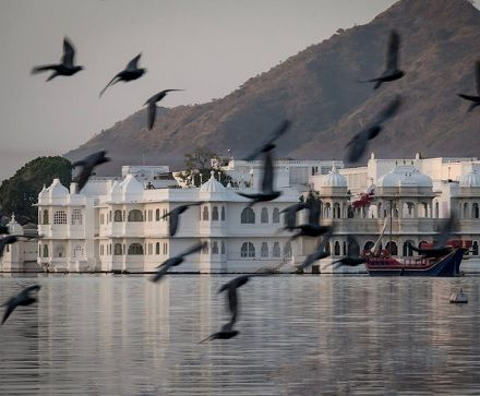 Lake Palace at Udaipur