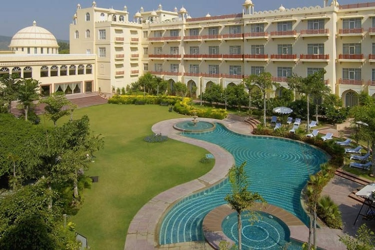 Le Meridien Jaipur