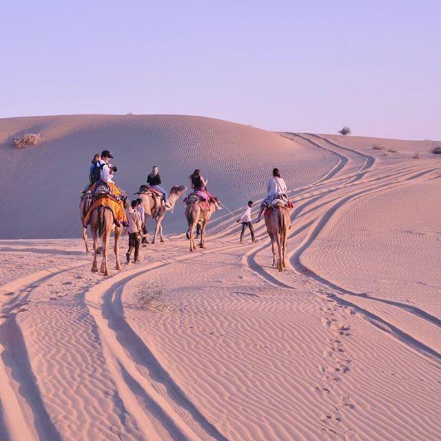 Chetram Voyages Jaisalmer desert safari tours