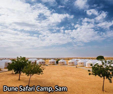 Dune Safari Camp