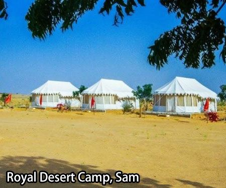 Royal Desert Camp