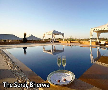 The Serai Desert Camp