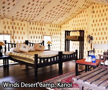 Winds Desert Camp