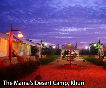 The Mama's Desert Camp