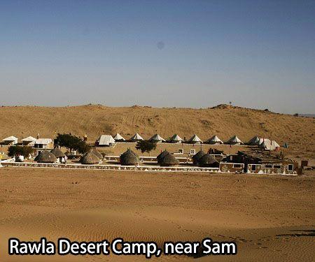 Rawla desert camp