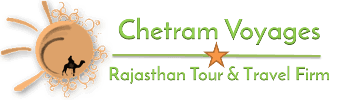 with Chetram Voyages Rajasthan India's Company logo