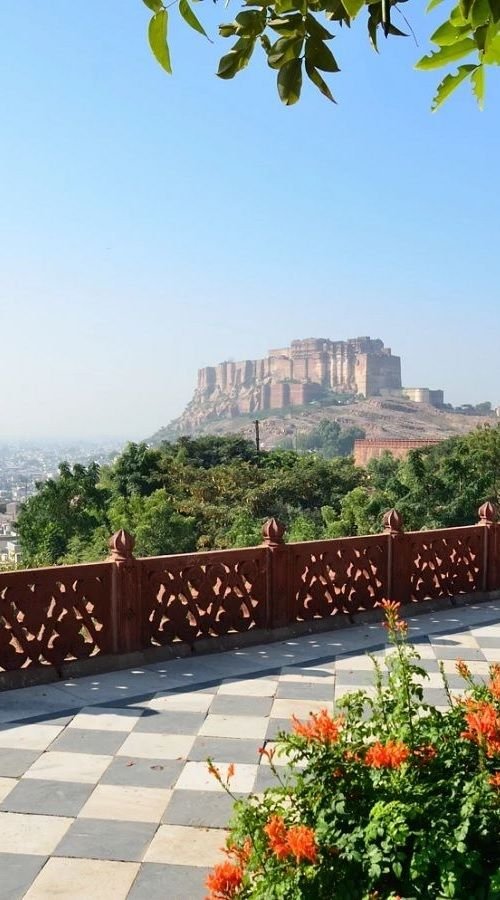 Mehrangarh Fort Jodhpur image
