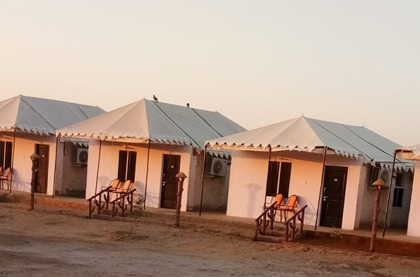 Rajputana Desert Camp (AC Cottage)