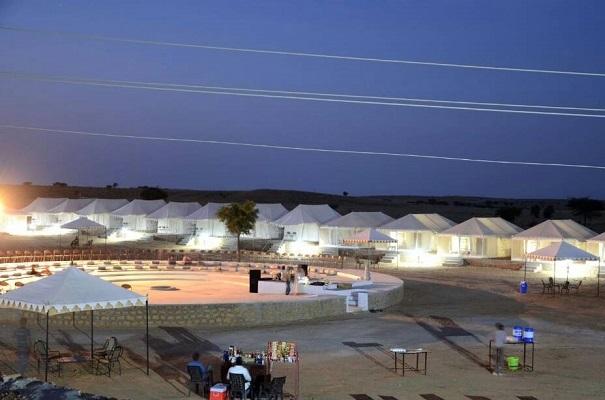 Rajputana Desert Camp