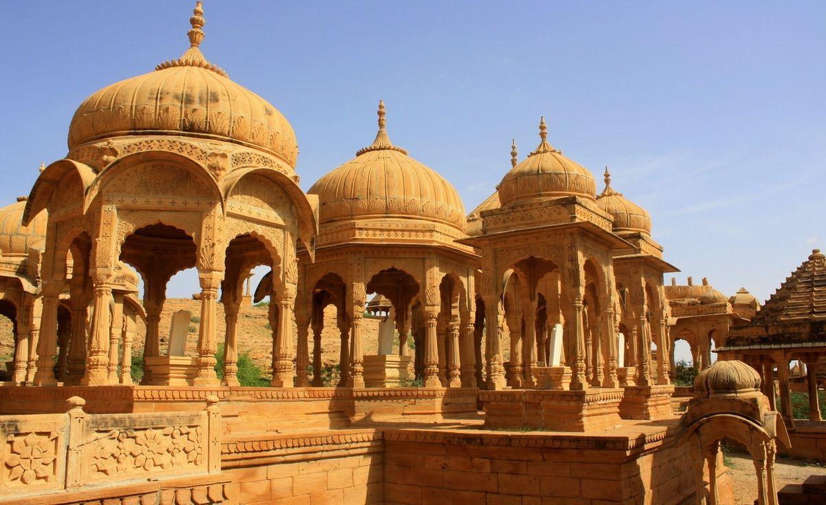 Bada Bagh Jaisalmer RJ 2