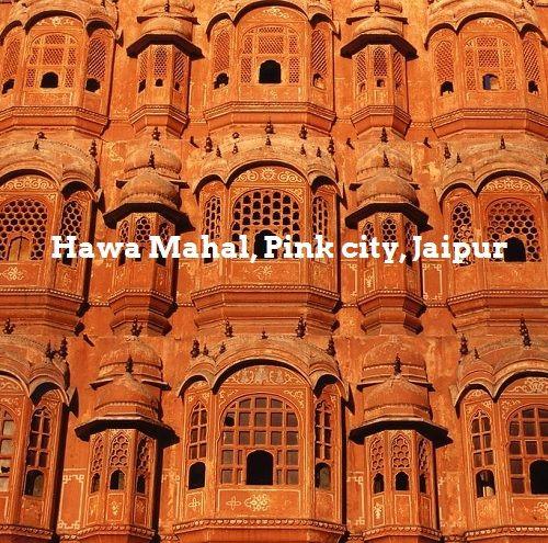 Hawa Mahal, Pink city, Jaipur