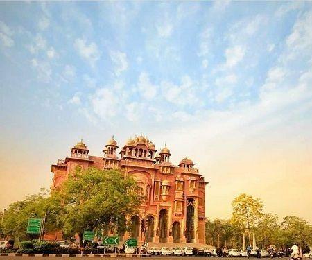 Patrika Gate Jaipur RJ
