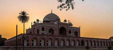 Humuyan Tomb Delhi India