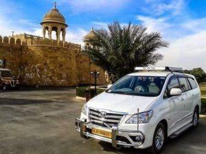 Toyoyta Innova taxi car